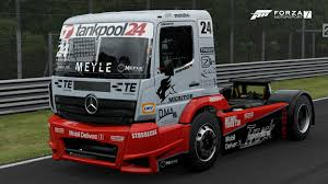 Mercedes-Benz #24 Tankpool24 Racing Truck | Forza Motorsport Wiki ... Truck Racing At Its Best Taylors Transport Group Btrc British Truck Racing Championship Sport Uk Zolder Official Site Of Fia European Monster Drag Race Grave Digger Vs Teenage Mutant Ninja Man Tga 164 Majorette Wiki Fandom Powered By Wikia Renault Trucks Cporate Press Releases Mkr Ford Shows Off 2017 F150 Raptor Baja 1000 Race Truck At Sema Checking In With Champtruck Competitor Allen Boles On His Small Racing Proves You Dont Have To Go Fast Be Spectacular Guide How Build A Brands Hatch Youtube