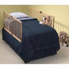 kidco br200 children s bed rail natural wood free shipping