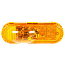 100 Truck Lite Cross Reference Super 60 MidPointNo Zone LED Yellow Oval 11 Diode Side Turn