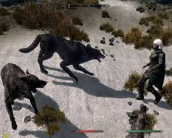 Bellyache s Animal and Creature Pack Skyrim Mods