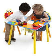 Details About Sesame Street Wood Kids Storage Table And Chairs Set Delta  Children, With Puzzle Jigsaw Puzzle Table Storage Folding Lting Adjustable Amazoncom Ayamastro Multicolor Kids 5pcs Ding 235 Block Puzzle Indoor Games For 1 Chair Making Jaipurthepinkcitycom Massive Area And Giant Table Chairs Moneysense Hiinst Malltoy 2017 New Hot Kid Children Educational Toy Expert Wooden Tiltup Easy Storage Work Surface Accessory Vintage Fomerz Japan Fniture 7 Pcs Studyset Tables Creative Us 1196 13 Offwooden 3d Miniature Model Home Chairtabledesk Diy Assembly Development Abilityin Childrens Animal Eva Set Details About Unfinished Solid Wood Child Toddler Activity Play