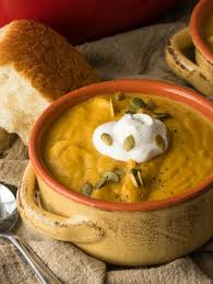 Pumpkin Butternut Squash Soup Curry by Creamy Pumpkin And Acorn Squash Soup I Wash You Dry