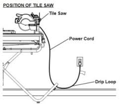 Tile Saw Water Pump Not Working by 10 In 2 5 Hp Tile Brick Saw Harbor Freight Tools Blog