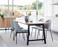 Contemporary Metal Leg Chair With Grey Seat