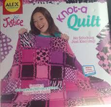 Alex Knot A Quilt & Alex Toys Knot A Quilt