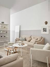 100 Swedish Interior Designer A S Serene ToneonTone Living Room With
