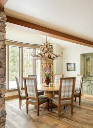 Kitchen And Dining Room Interior Design