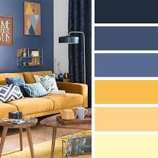 welche farbe passt zu gelb wohnideen und