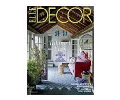 Elle Decor Magazine Sweepstakes by Free Subscription To Elle Decor Magazine Free Product Samples
