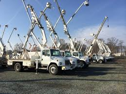Big Bucket Trucks | Charlotte, NC Huge Car And Equipment Sale ... Bucket Truck For Sale Equipmenttradercom Sterling Trucks Boom Used On Bucket Trucks Altec Aa755 For At Public Auction Charlotte Nc 2002 Freightliner Fl70 Awd Single Axle Sale By Manitex 30100c Bridgeview Illinois Year 2016 Forestry Florida Best Resource Big Equipment Sales 2010 Intertional 7300 Bucket Truck Item Bj9951 Sold N 1999 Ford F800 Ford Truck Or Boom W 1995 F450 Versalift Sst36i Articulated Youtube And Chipper Bts