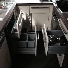 moderne kompaktküche in u form