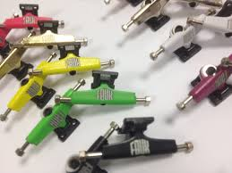 100 Fingerboard Trucks Laser Logo FBUK S UK Blog