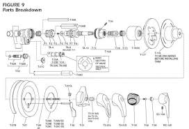 Faucet Aerator Assembly Diagram by Symmons Temptrol Washermaintenance Help Terry Love Plumbing