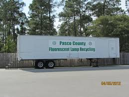 pasco county fl official website fluorescent light bulb recycling