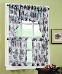 Amazon Swag Kitchen Curtains by Amazon Com No 918 Winecountry Kitchen Curtain Swag Valance 54