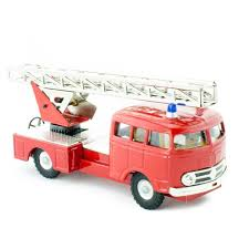 100 Fire Trucks Toys Classic Engine Tin Toy Tin Toy Happy Go Ducky