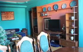 Purple Grey And Turquoise Living Room by Before U0026 After My Living Room Makeover L U0027 Essenziale