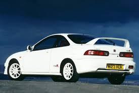Birth of an icon Honda Integra Type R