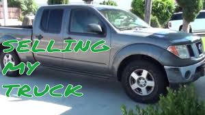 SELLING MY TRUCK - YouTube