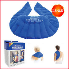 Bed Buddy Microwave Heat Pack by Heat Pack Body Wrap Cold Pad Compress Stomach Ache Neck