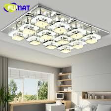 großhandel 2018 neue riesige größe führte zu lichtkuppel led panel wohnzimmer kristalldecke eingebetteten licht zu absorbieren goods520 73 91