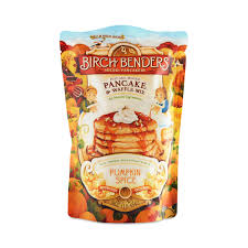 Pumpkin Spice Condoms Images by Birch Benders Pumpkin Spice Pancake U0026 Waffle Mix Thrive Market