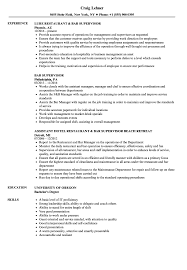 Download Bar Supervisor Resume Sample As Image File