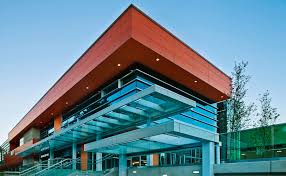 100 Cei Architecture William Griffin Delbrook Community Rec Centre Flynn