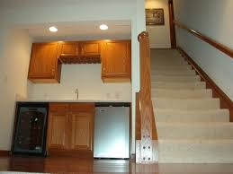 Simple Kitchenette Ideas For Basements Small Home Remodel With
