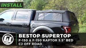 100 Canvas Truck Cap 20042019 F150 Install Bestop Supertop For F150s Raptors