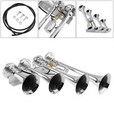 5x Trumpet Musical Dixie Dukes Of Hazzard Electronic Chrome Air Horn ... Truck Air Horn Diagram Online Schematics Perfect Replacement 125db 5 Dixie Musical Dukes Of Hazzard Flying Toyota Tacoma With Youtube Dixie Horn For Truck Amazoncom Dixieland Premium Full 12 Note Version 12v Trumpet Car For Original Air Horn Kit General Lee Dukes Hazard Southern What Happened To All Those Chargers Destroyed In