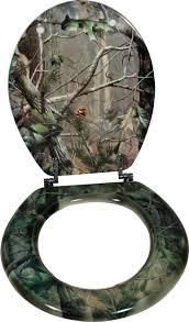 Realtree Camo Bathroom Set by Camo Bathroom Decor With Camouflage Bathroom Accessories Also