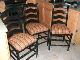 Indoor Dining Room Chair Pads With Backs Table Cushions