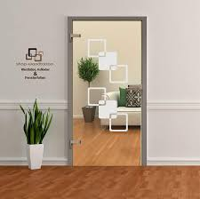 küche oder für alle glasflächen glastür tür aufkleber folie