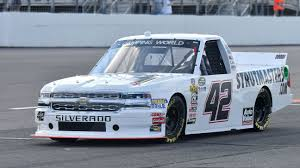 Chad Finley Racing Set To Increase Truck Series Schedule