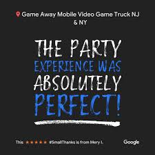 Game Away (@GameAwayNJ) | Twitter Game Away Gameawaynj Twitter New Jersey Video Truck Photo Gallery Galaxy Best Birthday Party Idea In Festivals Nj For Music Food Drinks Arts And Crafts Gametruck Princeton Home Facebook Bus Truck Collide On Turnpike Mcer County 6abccom Game Trailer Nj Season 5 Episode 2 Breaking Bad Online Free School Bus Collision Leaves Dead Some Critically Hurt Abc News Clkgarwood Trucks Dayton Atlantic Tailgate Tailgating Eertainment
