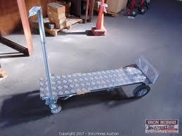 Uline Platform Deck Truck