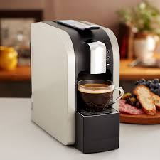 The New Starbucks Verismo Single Serve Home Coffee Brewer