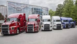 100 Mpg For Trucks Mack Anthem 1 Truck News