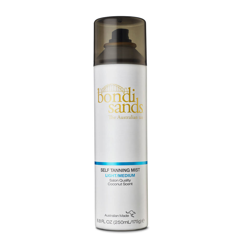 Bondi Sands Self Tanning Mist - Light and Medium, 250ml