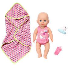Storebg Моето малко бебче от Европа Бейби Борн Кукла с