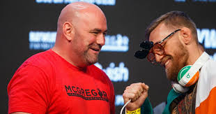 Oscar Dela Hoya Cross Dresser by Revealed What Conor Mcgregor Said To Dana White In The Dressing