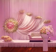 Mesmerizing Wedding Stage Decoration Simple Beautiful Decorations Pink Theme Ideas