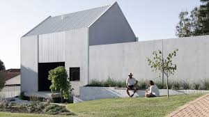 100 Home Designed Tiny Concrete Home Designed For Envirofriendly Millennials