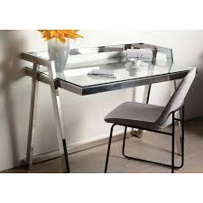 bureau verre bureau en verre