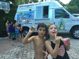 DRAGON ICE CREAM TREATS |