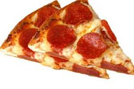Pepperoni Pizza – Two Slices