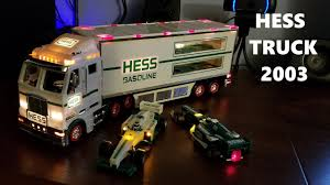 HESS TRUCK 2003 - Unboxing And Review (Christmas 2018) - YouTube Amazoncom Hess Truck Mini Miniature Lot Set 2003 2004 2005 Patrol Car2007 Toys Values And Descriptions Do You Even Gun Bro Details About Excellent Edition Hess Toy Race Cars Truck Unboxing Review Christmas 2018 Youtube Used Gmc 3500 Sierra Service Utility For Sale In Pa 33725 Sport Utility Vehicle Motorcycles 10 Pc Gas Similar Items Toys Hobbies Diecast Vehicles Find Products Online Of 5 Trucks 1995 1992 2000 Colctible Sets