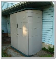 Rubbermaid Plastic Storage Shed