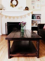 Ana White Sofa Table by 10 Best Coffee Table Plans Images On Pinterest Diy Coffee Table